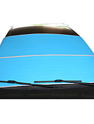 LEBOSH Car Large Size Snow Block Folding Colorful Shading Yoga Mat Picnic Mat Ugpraded Version