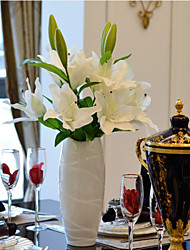 PU Лилии Искусственные Цветы