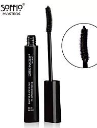 Soffio Thick Slim Curling Mascara Waterproof Eyeliner Is Not Blooming Lasting Eye Makeup Professional Makeup
