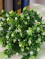 Une succursale Plastique Plantes Fleur de Table Fleurs artificielles 33cm*20cm*20cm