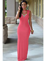 Women's Slit Sexy Maxi Dress