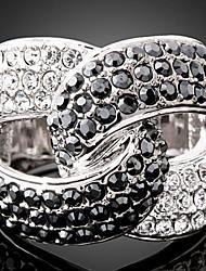 Julie Women Ring , Vintage / Party / Work / Casual Alloy / Cubic Zirconia / Rhinestone / Gemstone