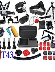 Gopro Accessories Mount/Holder / Straps / Gopro Case/Bags / Dive Filter / Adhesive / Accessory Kit ForGopro Hero 2 / Gopro Hero 3 / Gopro