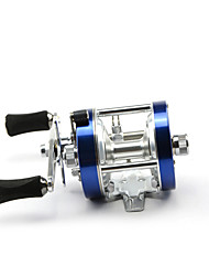 DMK DM40L 10 Bearing Bait Casting Fishing Reel Gear Ratio 5.2:1 Max Drag 10kg Left Handle
