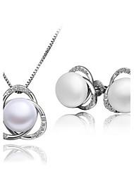 Alliage / Strass / Imitation Perle , Autre Vintage / Soirée / Travail / Décontracté pour Femme