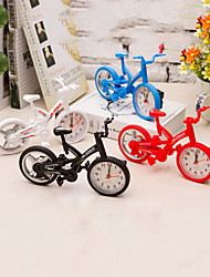 Bicycle Alarm Clock Novelty Clock Fashionable Household Decoration High-Quality Goods