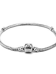 Femme Bracelets d'amitié Bracelets Vintage Alliage Mode 18 20 21 Bijoux 1pc