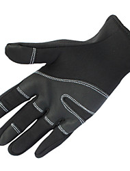 Gloves Sports Gloves Women's / Men's Cycling Gloves Spring / Autumn/Fall / Winter Bike GlovesKeep Warm / Anti-skidding / Windproof /