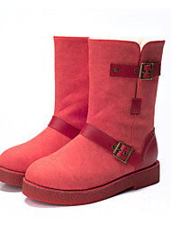 In short sleeve cotton wool boots boots boots
