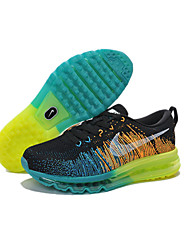 NIKE FLYKNIT LUNAR / Men's Shoes Outdoor / Athletic / Casual Synthetic Fashion Sneakers / Athletic Shoes Green