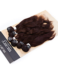 Body Wave Human Hair Weaves Malaysian Texture 200 10-12-14 Human Hair Extensions