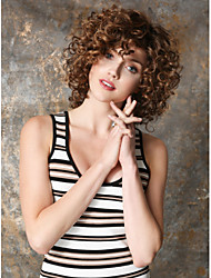 Hot Selling  Syntheic Wigs Extensions  Women's Favourite Style Is Kinky Curly