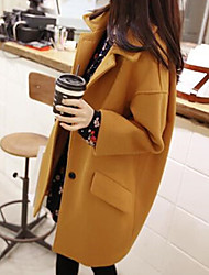 Women's Loose Cloth Coat Big Yards