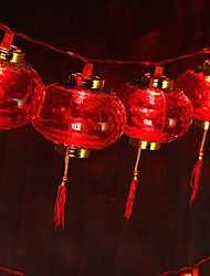 8cm Crystal Light New Year Spring Festival Of Lanterns 1 Package 16 Small Lanterns  Lamp Light Led