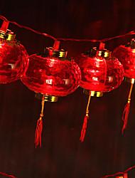 8 см кристалл свет новый год весенний фестиваль фонарей 1 пакет 16 малых фонарей лампа свет привел