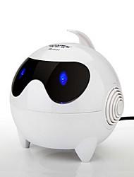 alto-falante estéreo de alta fidelidade levou usb com fio 360 envolvente sub woofer som caixa de som portátil boombox