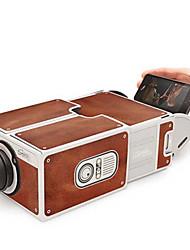 cinema fantastico proiettore smartphone cartone