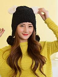 Women Polyester Bucket Hat LD00074