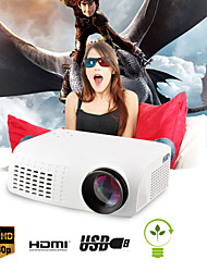 ejiale® mini projecteur 500 lumens VGA (640x480) LCD e07