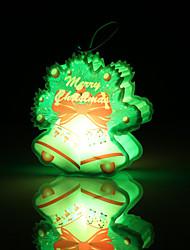 cadeau de Noël a conduit décorations père noël allume la lampe