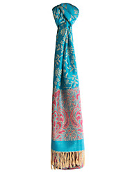 Casual Cotton Scarves Sleeveless Shawls