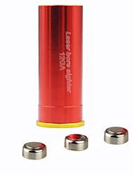 Laser Bore Sighter Boresighter Red Sighting Sight Boresight Red Copper 12GA Shotgun (5mW-635-655mm)