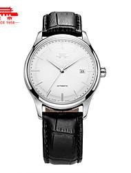 Man's Belt Automatic Mechanical Watch Business Casual Men's Watch Quality