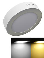 12W Потолочный светильник 60 SMD 2835 960 lm Тёплый белый / Холодный белый Декоративная AC 85-265 V 1 шт.
