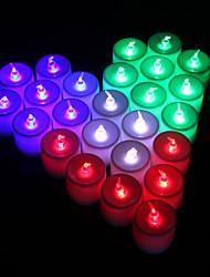 weihnachtshoch führte elektronische Kerzenlicht in das neue Jahr-Lampe Licht geführt