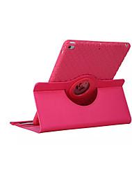 360 cas rotation étui en cuir de TPU Smart Cover iPad mini3 flip avec la fonction de support pour Apple iPad 4/3/2 (de couleurs assorties)