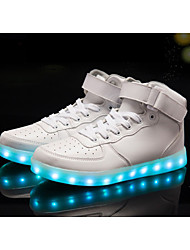LED Shoes High LED light luminous shoes USB charging Fashion Sneakers