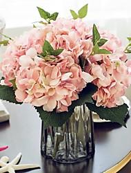 Soie Hortensias Fleurs artificielles