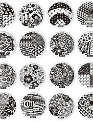 50 - Moules 3D en  acrylique pour ongles - Doigt - en Mariage - 8*8*2