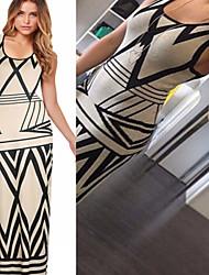 Women's Sexy / Bodycon / Party Sleeveless OL Dresses  VICONE