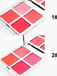 New Makeup Blusher Palette Light Beauty Face Blush Powder Set (Assorted Color)