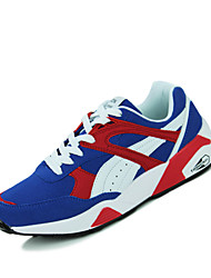 Men's Walking Shoes Synthetic Black / Blue / Gray