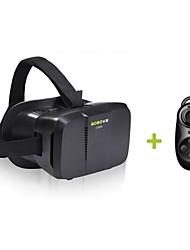 """bobovr 3d vr Brille virtuelle Realität vr Kopf Karton-Halterung für 4 """"-6"""" Smartphone + Bluetooth-Controller"""