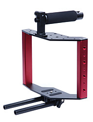 Sevenoak® Compact Camera Cage SK-C02 with 1/4'' and 3/8'' Femal Thread Shaking Proof Camera Stabilizer for Film Making