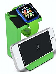 Apple Watch and IPhone 2 in 1 Charging Stand  Iwatch  Holder Keeper  Wireless Charging Stand