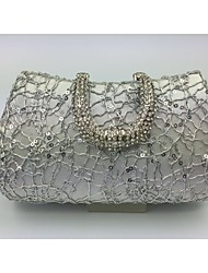 Women Other Leather Type Formal Evening Bag Blue / Gold / Silver / Black