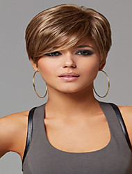 Generous Syntheic Wig High Quality  European Lady Women Wave  Wigs