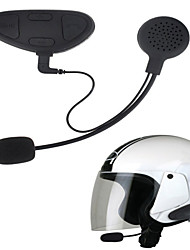 casque de moto casque bluetooth interphone Parler 2-voies