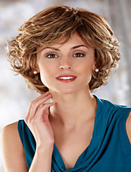 Generous Syntheic Wig Top Quality  European Lady Women  Wave  Wigs