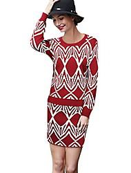Women's Fahion Dress (knitting)