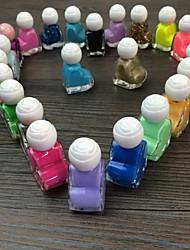10pcs Love Nail Polish Random Color