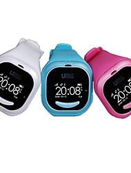 upro p5 montre intelligente, bluetooth 3.0 Localisation GPS Tracker montre-bracelet pour les enfants