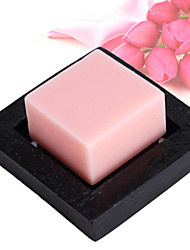 ALL BLUE High Quality Skin Whitening Soap Summer Hot Style Hydrating Natural Pink Rose Beauty Soaps Bath And Body Work