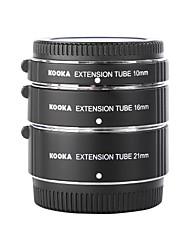 Kooka kk-ft47 af macrouitbreidingsbuizen voor olympus panasonic micro 4/3 (10mm, 16mm, 21mm) spiegelloze camera's