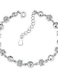 I love You 520 Sterling Silver Bracelets Sterling-silver-jewelry