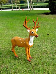 Christmas decorations, Christmas milu deer
